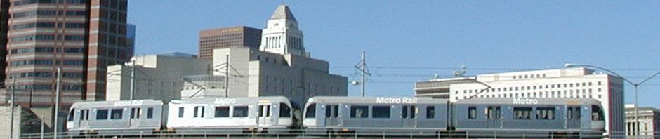 Metro Gold Line Over 101